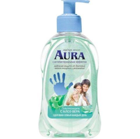 Aura увлажняющее с Алоэ Вера