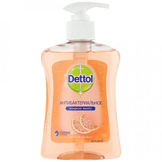 Dettol Антибактериальное c ароматом грейпфрута