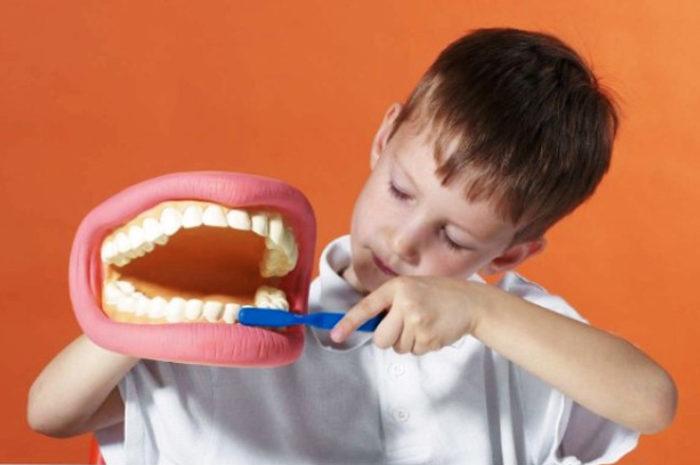Гигиена полости рта для детей от профессионалов