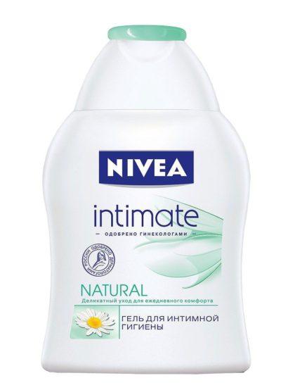 IntimateNatural от Nivea