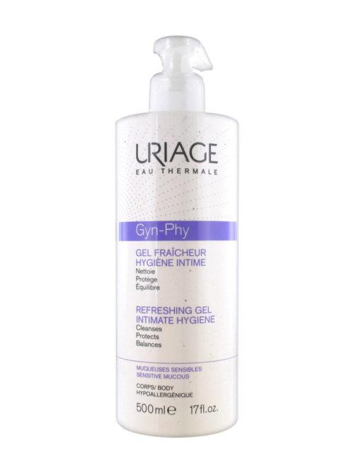 Uriage для интимной гигиены Gyn-Phy