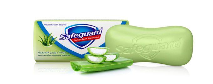 Сейфгард (Safeguard) мыло