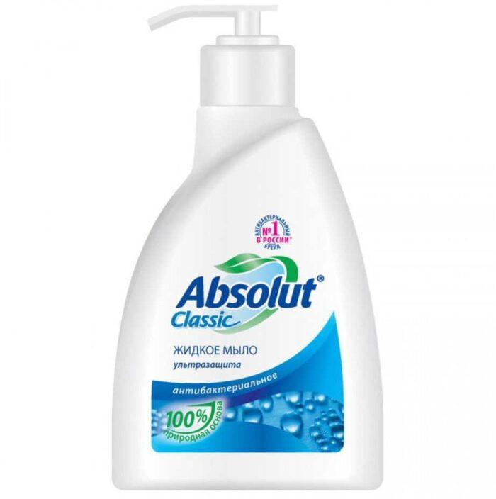 Жидкое мыло Абсолют