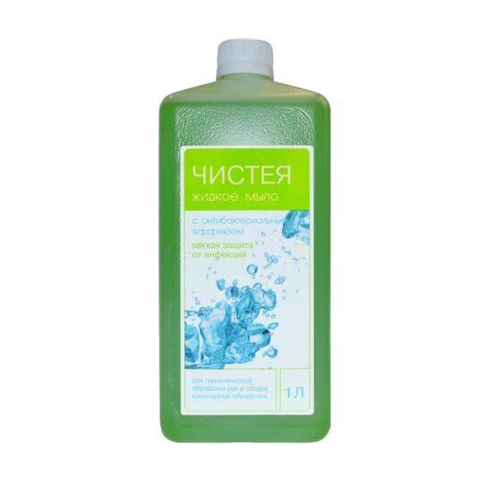 Жидкое мыло Чистея