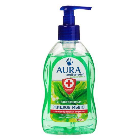 Антибактериальное мыло Aura