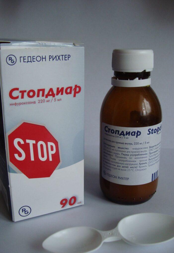 Антибактериальные лекарства для кишечника