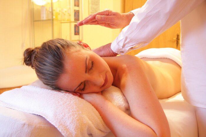 Гигиенический массаж