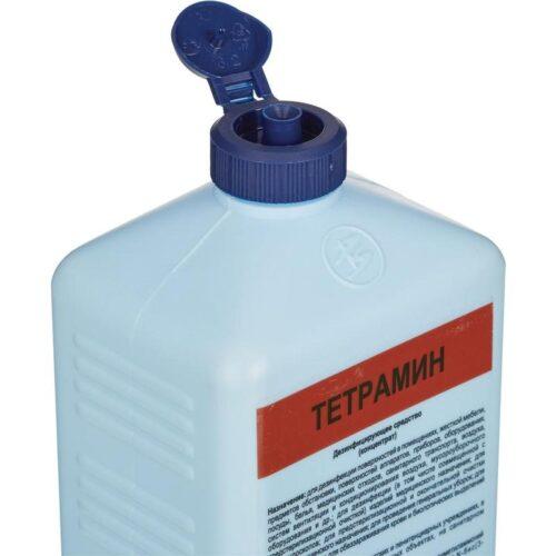Применение Тетрамина