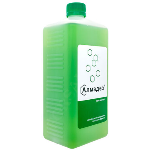 Алмадез дезинфицирующее средство 1 л