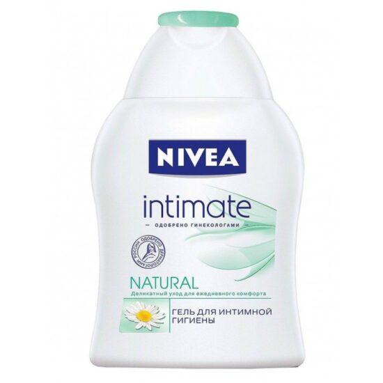 Nivea Intimate Natural
