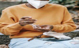 Антисептик для рук Медея